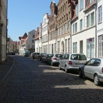 Hundestraße in Lübeck von albertsen.training (flickr)