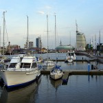 Bremerhaven Skyline von MasterMan (flickr)